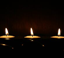 3 Candles by Matthew Williams