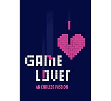 Game Lover Photographic Print