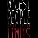 Limits by Lou Patrick Mackay