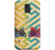 You and Me Both Samsung Galaxy Case/Skin