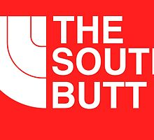 The South Butt! by datab8slovedraw