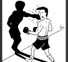 shadow boxing by kev howlett