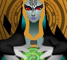 Midna see her curse by dave falcon