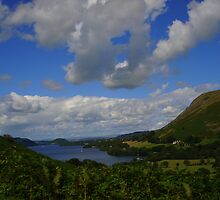 Water, Air &  Earth, The Lake District, Cumbria, England by Of Land & Ocean - Samantha Goode
