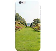 Arley Hall Gardens iPhone Case/Skin