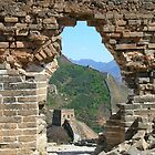 Great Wall of China by Natalie Richardson