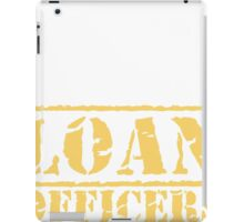 8th Day Loan Officers T-shirt iPad Case/Skin
