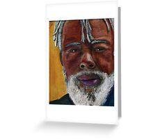 Jamaican Man Greeting Card