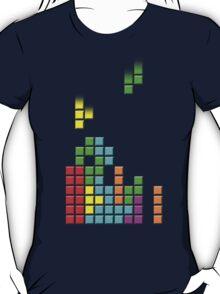 #1 TETRIS FAN T-Shirt
