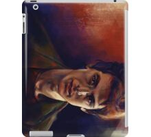 So where is he? iPad Case/Skin