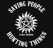 Saving People Hunting Things Kids Clothes
