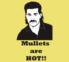 Mullets are hot by Lorie Warren