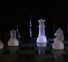 Check mate in 3 moves by David  Hall