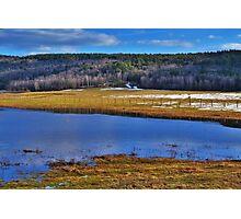New England Landscape Photographic Print