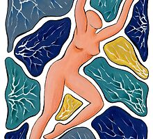 ENDLESS DANCE #1 by Colette van der Wal