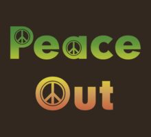 Peace Out by Ryan Houston