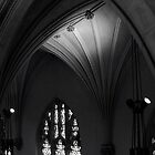 B&W Church II by ThomasBlair