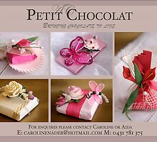 Petit Chocolat by Carine  Boustany