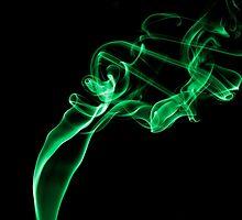 Smoke Art 18 by Steve Purnell