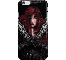 Katarina - League of Legends iPhone Case/Skin