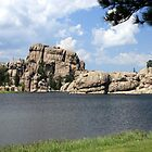 Sylvan Lake by Julie's Camera Creations <><