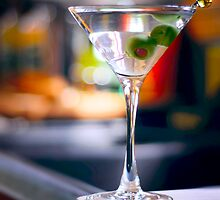 Tall Martini  by CGrossmeier
