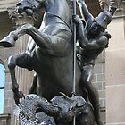 St. George by Tony Waite