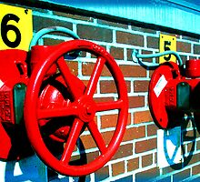 wall hydrants (water system) by mychaelalchemy