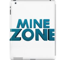 Mine Zone iPad Case/Skin