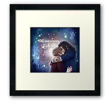 Bagginshield - My most precious Jewel Framed Print