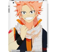 Fairy Tail Front Natsu iPad Case/Skin