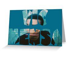 Vic Mensa Innanetape Greeting Card