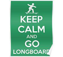 Longboard Poster