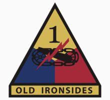 1st Armored Division - OLD IRONSIDES by VeteranGraphics