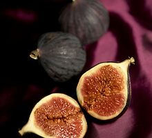 Still life with figs by JBlaminsky
