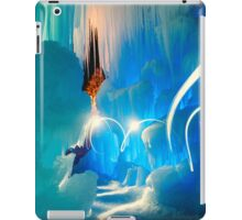 I was in another world iPad Case/Skin