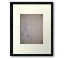Completence Framed Print