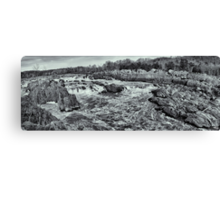 Great Falls, VA Pano Canvas Print
