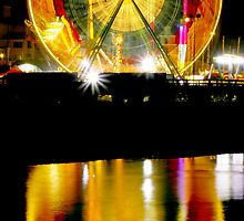 Ferris Wheel by ajjj