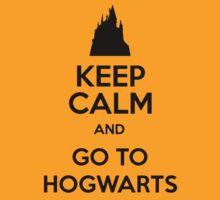 Keep Calm And Go To Hogwarts T-Shirt