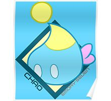 Furry Flair - Chao Poster