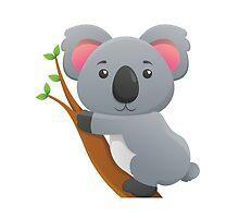 Cartoon Koala Bear by AmazingMart