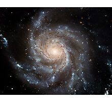 Hubble Space Telescope Print 0001 - Hubble's Largest Galaxy Portrait Offers a New High-Definition View - hs-2006-10-a-full_jpg Photographic Print