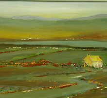 Homelands, Ireland (15 x 12 inches) by Pauline Dunleavy