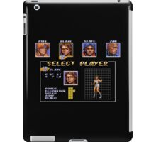 Streets of Rage 3 – Select Blaze iPad Case/Skin