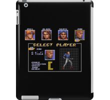 Streets of Rage 3 – Select Zan iPad Case/Skin