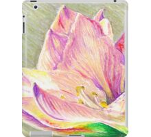 It Blooms Anyway iPad Case/Skin