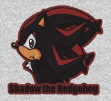 Shadow the Hedgehog -bust- Kids Clothes