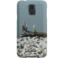 Driftwood On The River Samsung Galaxy Case/Skin
