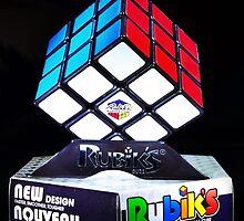 Rubik's Cube by HellGateStudios